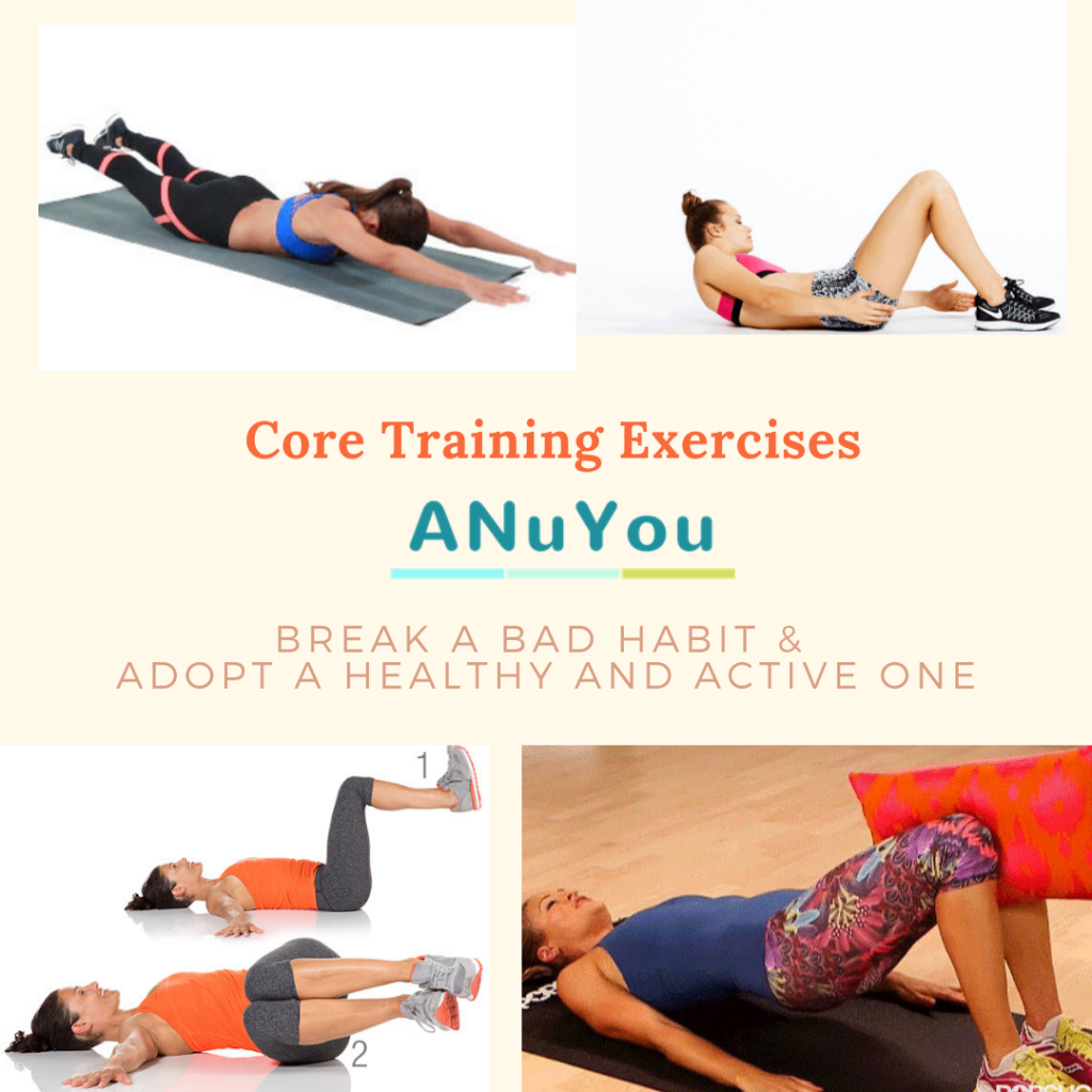 Core Training exercises by Certified Biokineticist