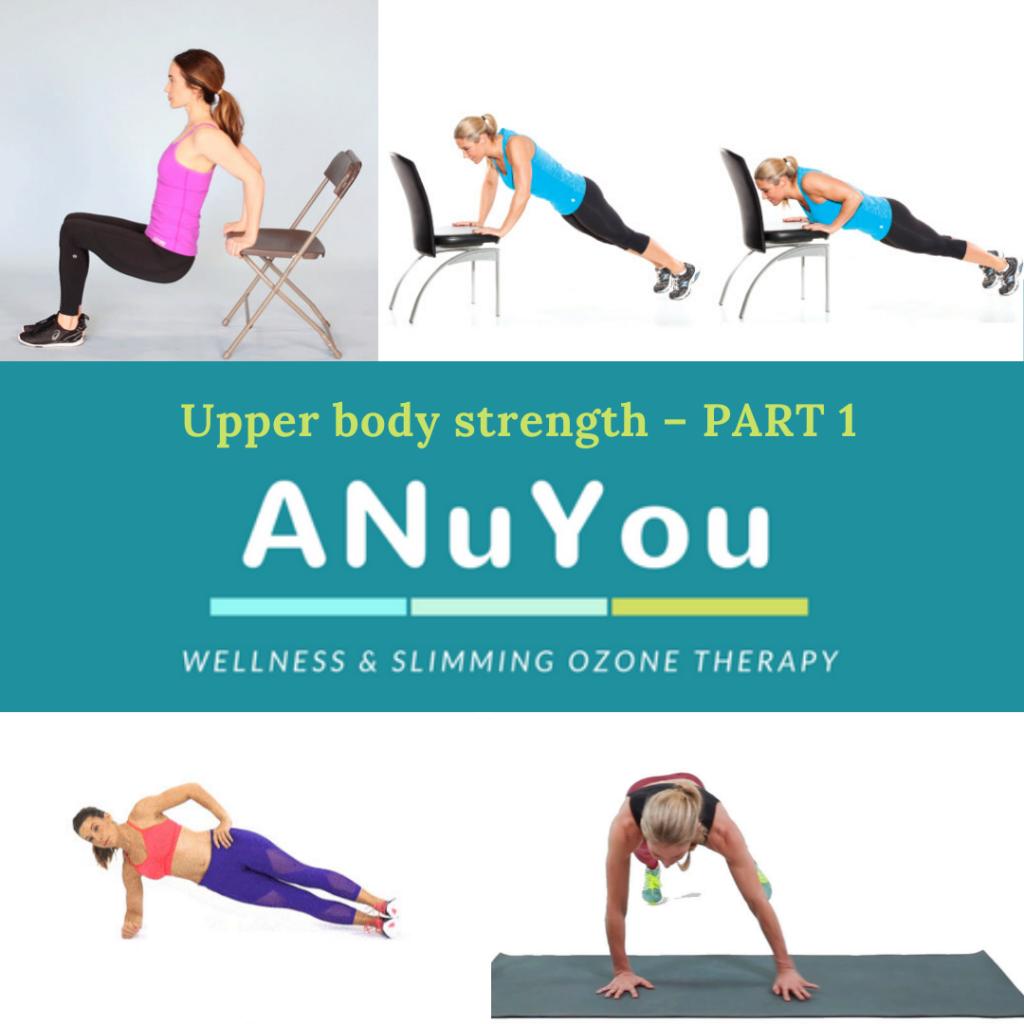 Upper body strength – PART 1